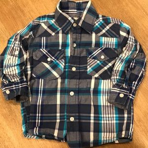PD&C Casual Button Down Shirt :: Size 3T